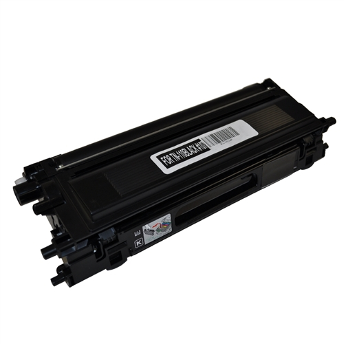 Replacement Black Toner Cartridge for Brother TN110BK