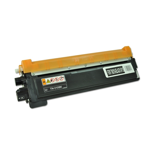 Replacement Black Toner Cartridge for Brother TN210BK