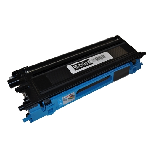 Replacement Cyan Toner Cartridge for Brother TN110C