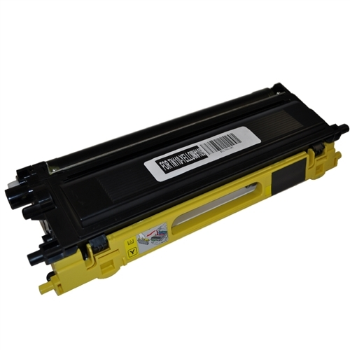 Replacement Yellow Toner Cartridge for Brother TN110Y