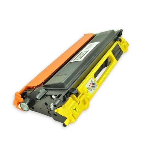 Replacement High Capacity Yellow Toner Cartridge Brother TN115Y