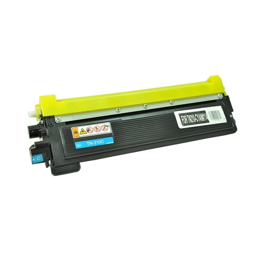 Replacement Cyan Toner Cartridge for Brother TN210C