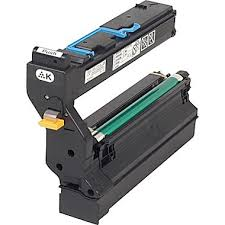 Replaces Konica-Minolta 1710580-001 Black Toner Cartridge
