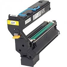 Replaces Konica-Minolta 1710580-002 Yellow Toner Cartridge