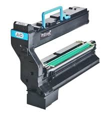 Replaces Konica-Minolta 1710580-004 Cyan Toner Cartridge