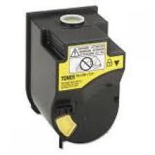Replaces Minolta 8937-906 Yellow Toner Cartridge
