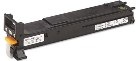 Replaces Konica-Minolta A06V133 Black Laser Toner Cartridge