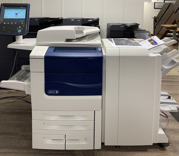 Xerox Color 570 MFP Digital Press