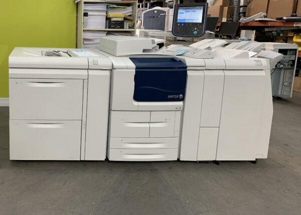 Xerox D110 Mono Digital MFP Press